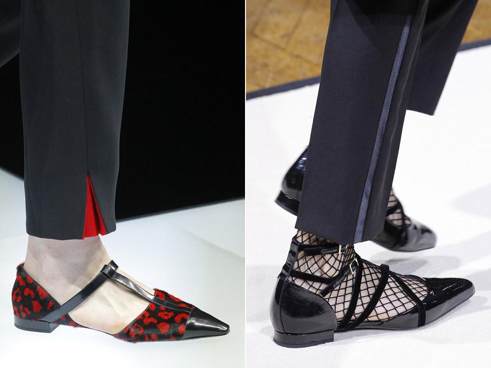 Pantofi fara toc 2018