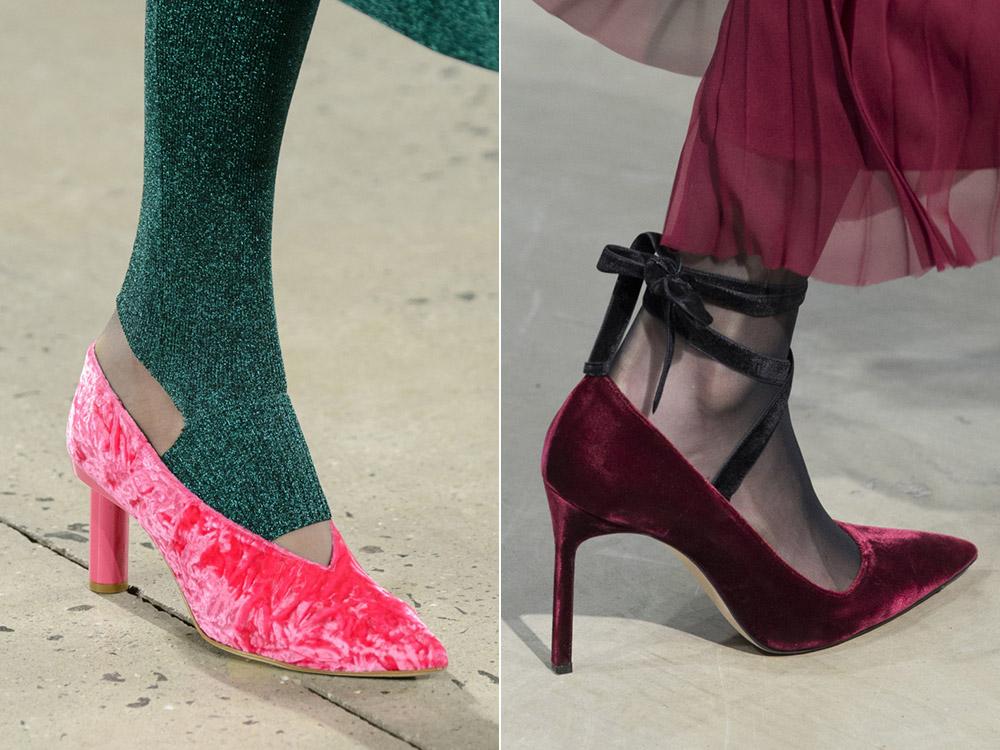 Tendinte pantofi dama 2018