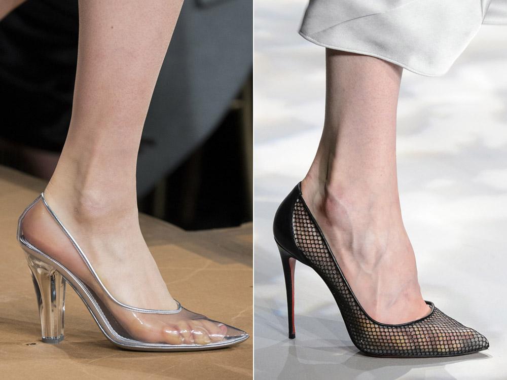 Pantofi eleganti 2018