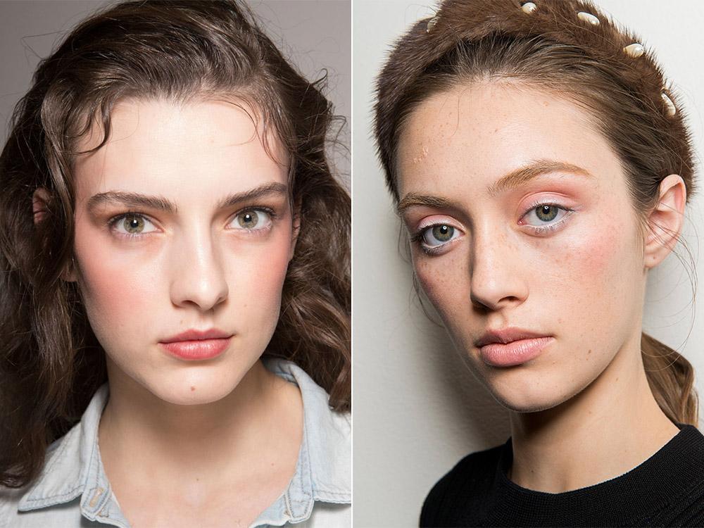 Makeup la moda 2018 in nuante de roz