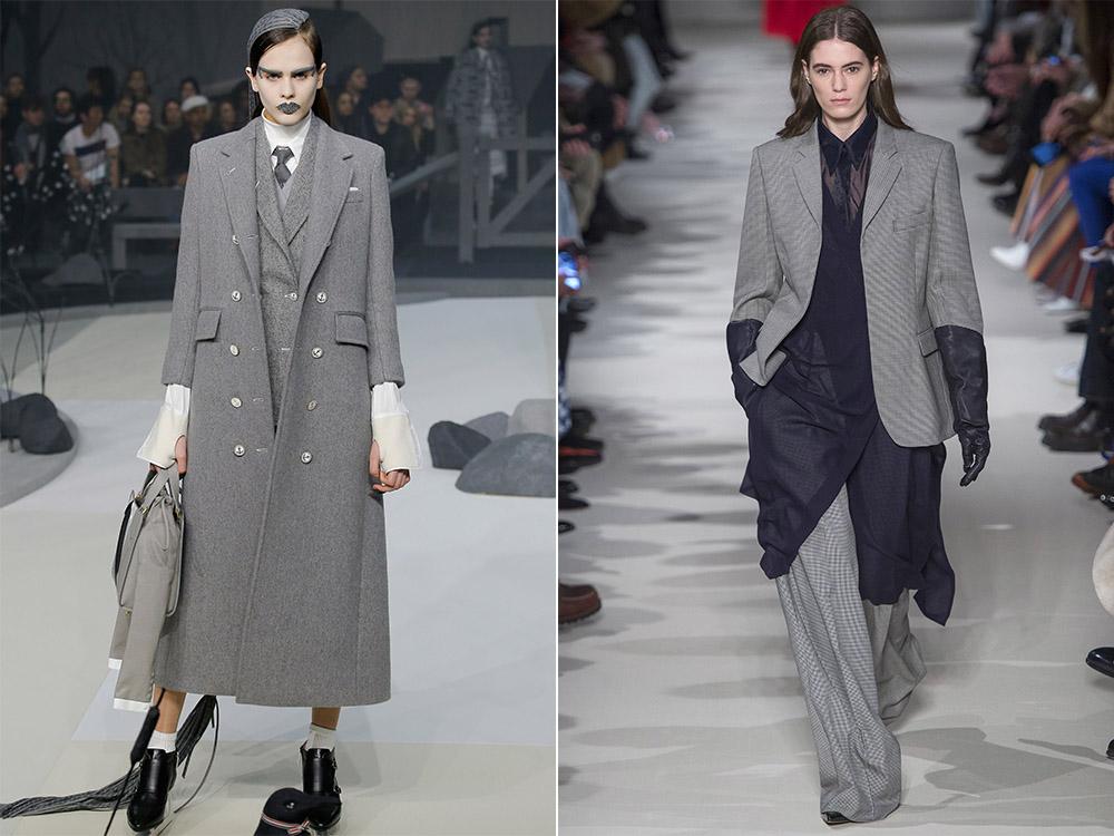 Culori la moda iarna 2018