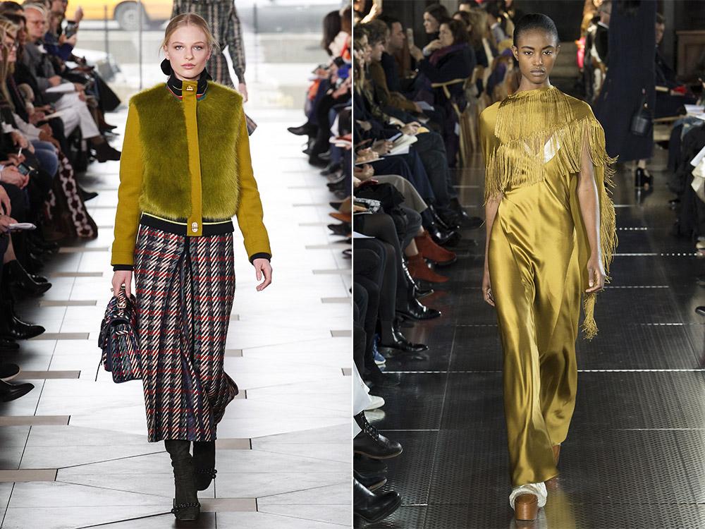 Culoarea anului 2018 la haine