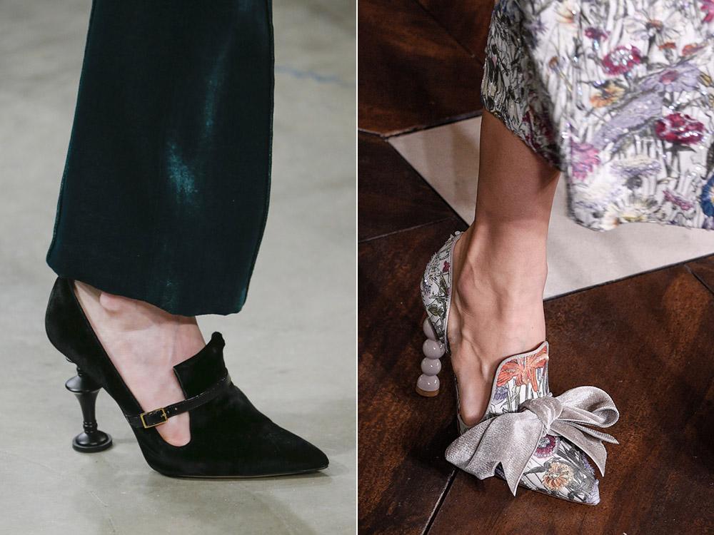 Ce pantofi se poarta toamna 2017