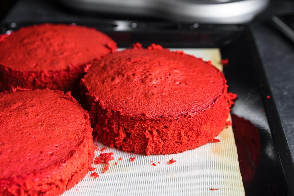 17 Red Velvet Cake