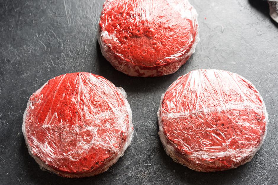 18 Red Velvet Cake