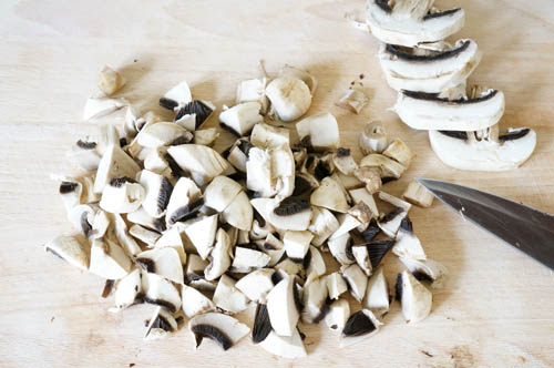 2 Risotto cu ciuperci