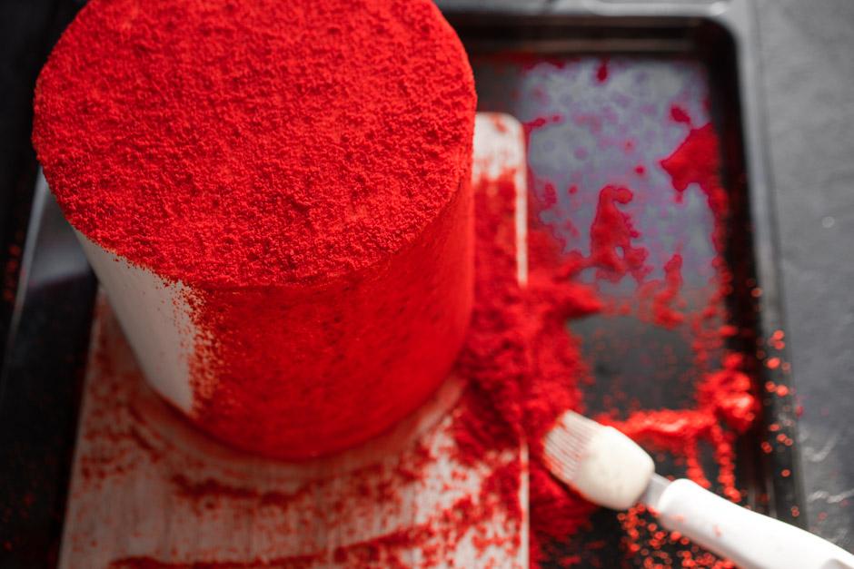 24 Red Velvet Cake