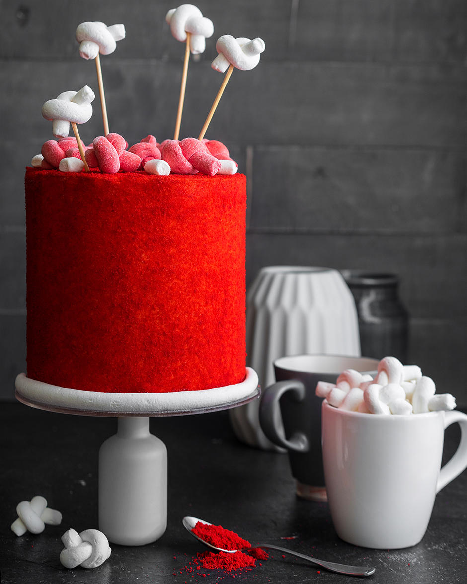 25 Red Velvet Cake
