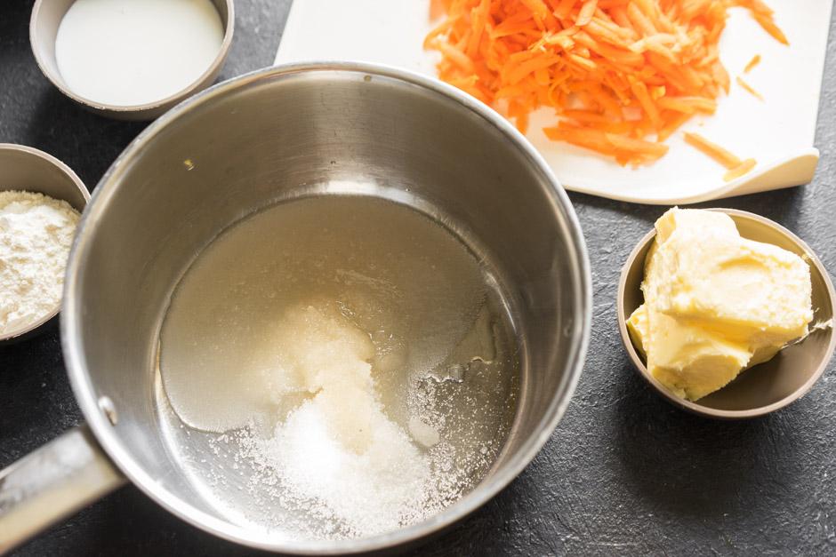 4 Placinta cu morcov si caramela