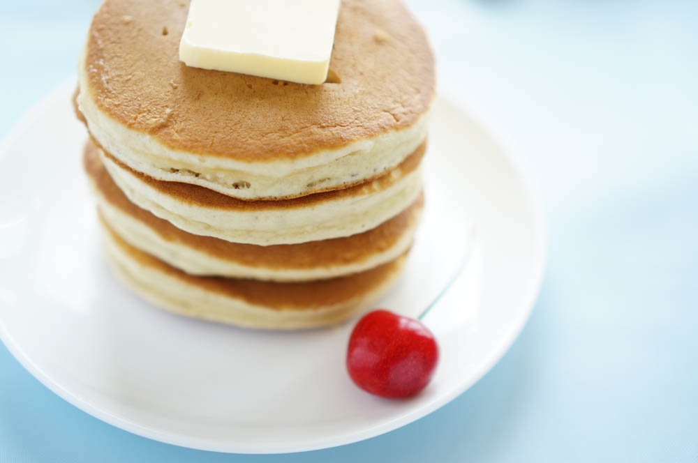 8 Pancakes americane
