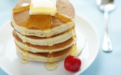 Pancakes americane