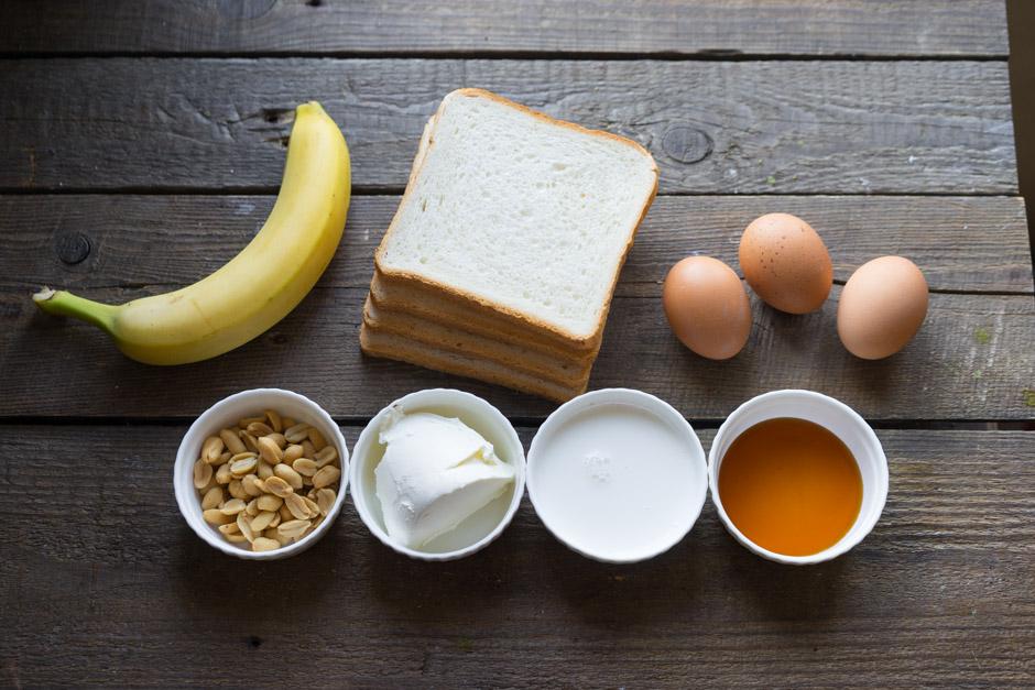 1 French Toast pentru micul dejun