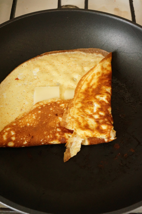 11 Sandwich cu Omletă