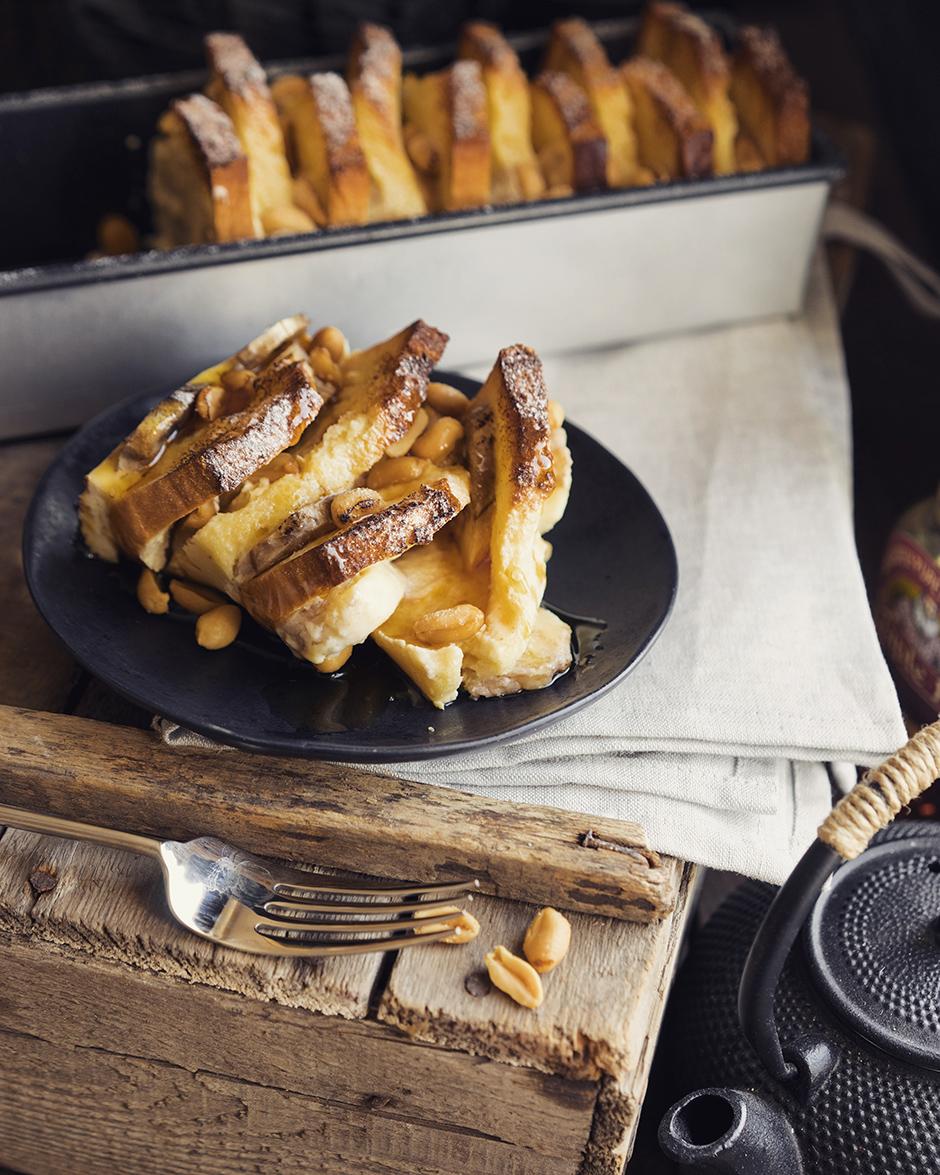 13 French Toast pentru micul dejun