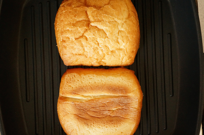 16 Sandwich cu Omletă