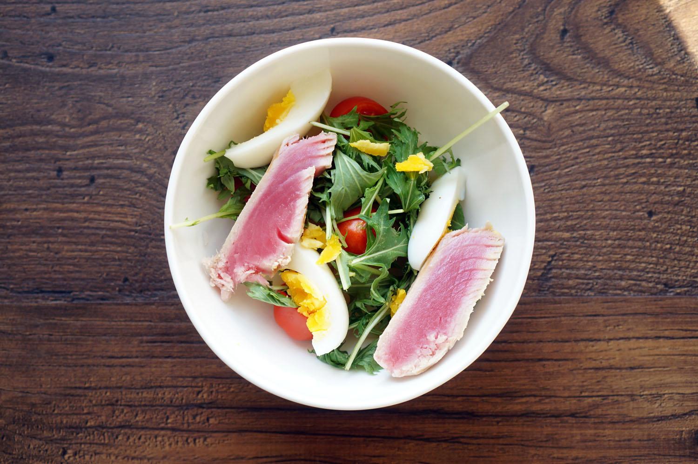 18 Salată cu Ton