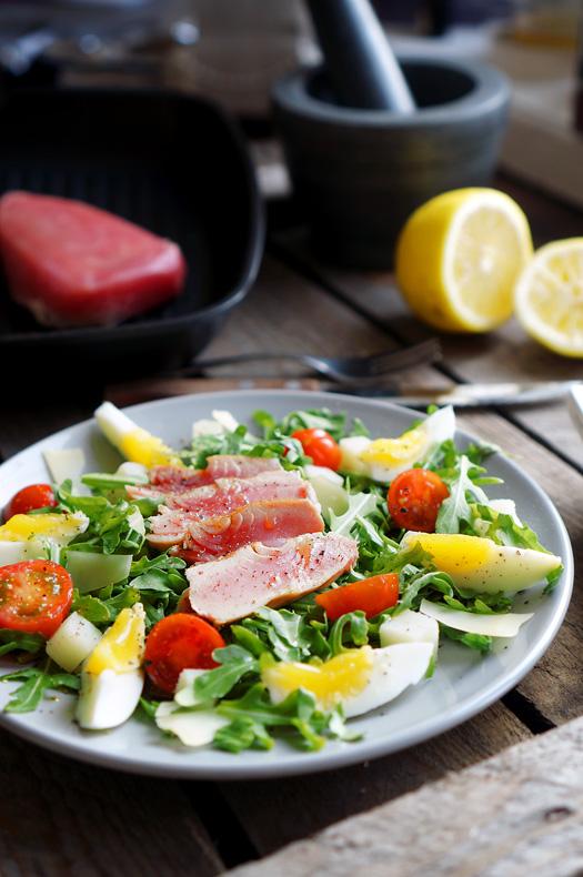 20 Salată cu Ton