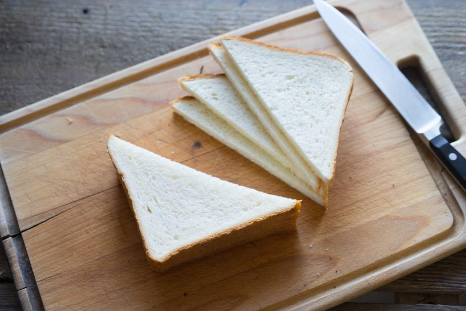 4 French Toast pentru micul dejun