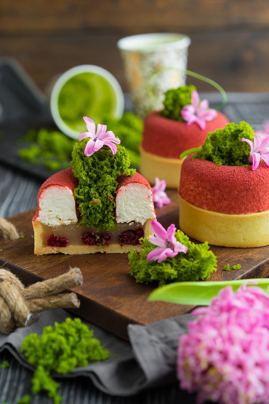 55 Mousse desert Tarta Malibu