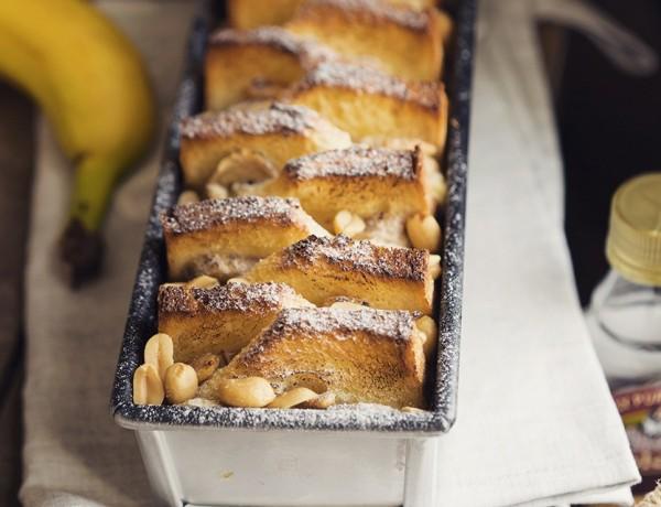 French Toast pentru micul dejun