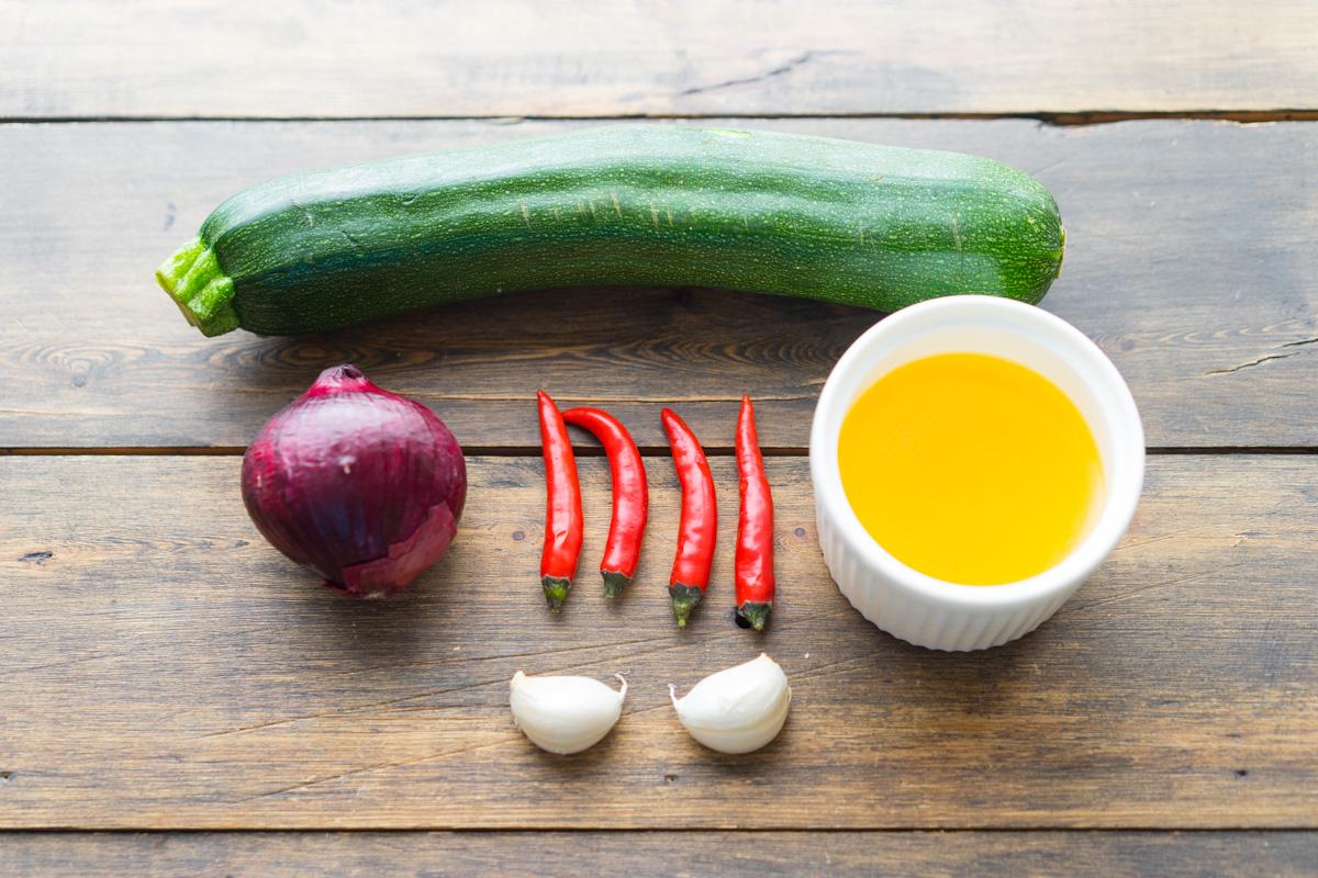 1 Supa crema de zucchine si menta