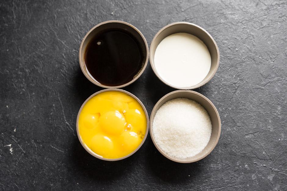 1 Tartă cu cremă de cafea