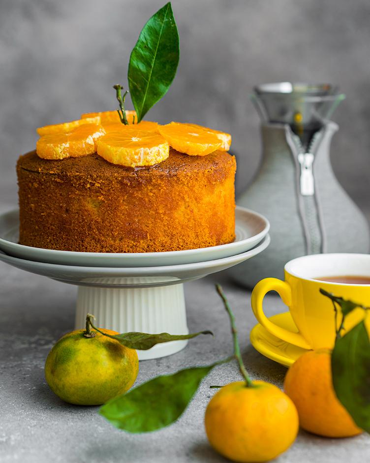 12 Chec de mandarine