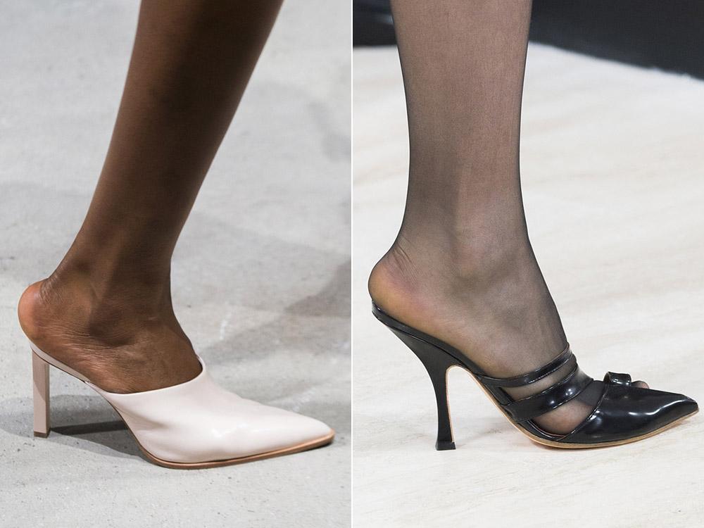 Pantofi fara calcai primavara vara 2018