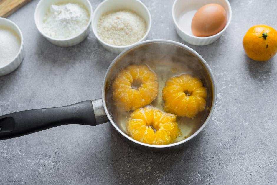 4 Chec de mandarine