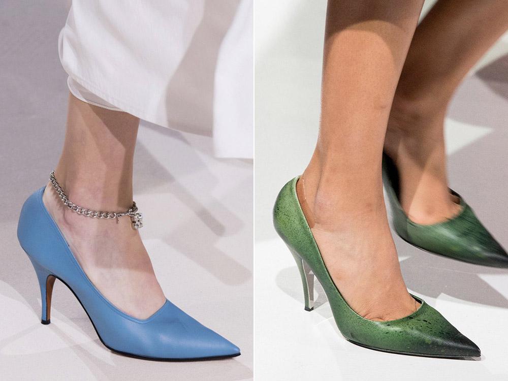 Pantofi stiletto primavara vara 2018