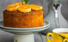Chec de mandarine
