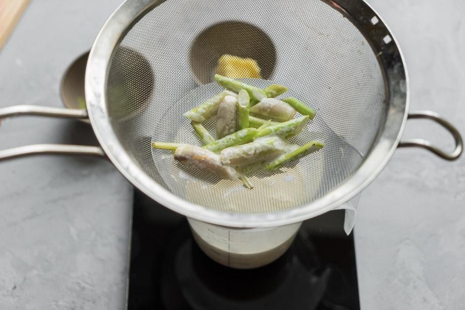 4 Truffles cu ceai japonez Matcha si lemongrass