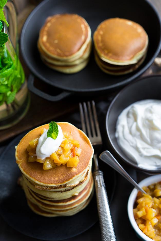 16 New Pancakes