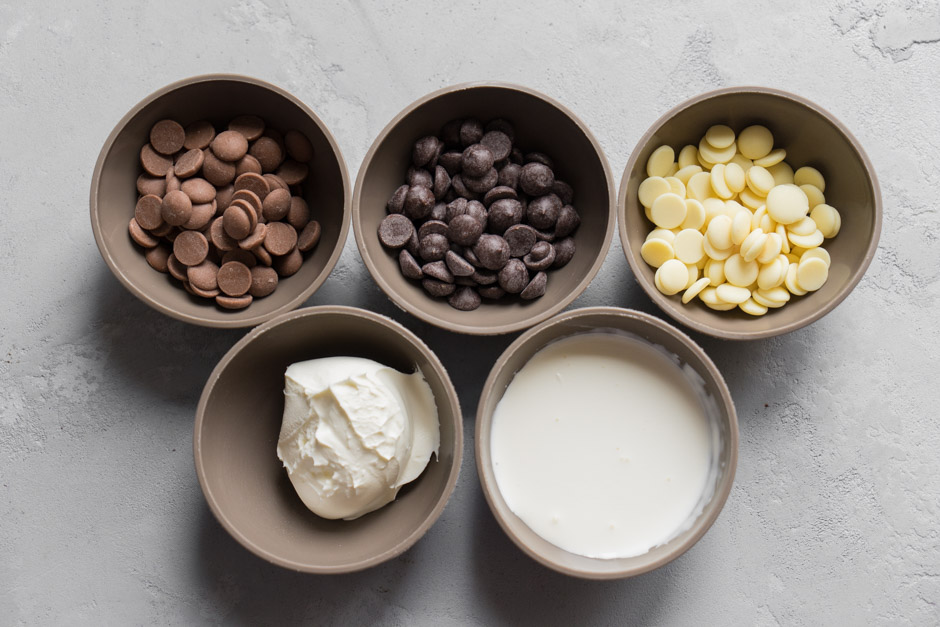 17 Tort trio de ciocolata dupa reteta unui chef francez