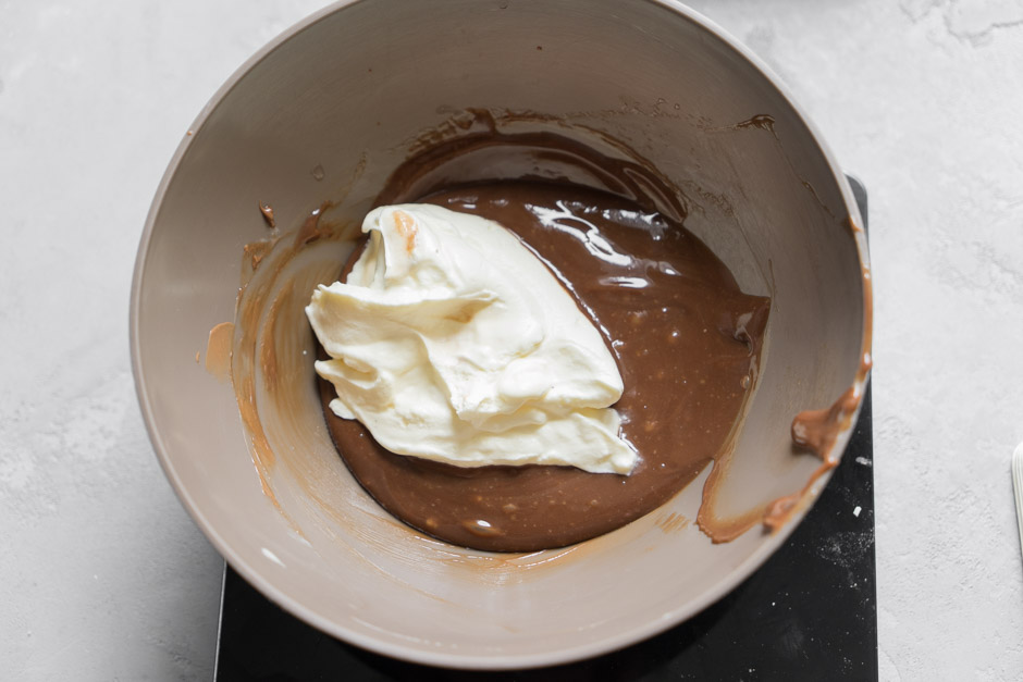 28 Tort trio de ciocolata dupa reteta unui chef francez