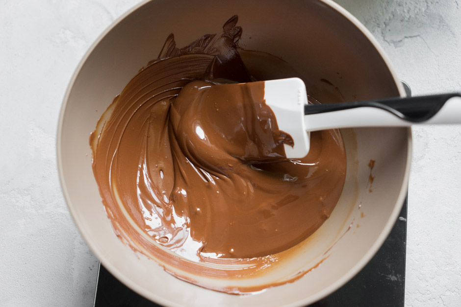 33 Tort trio de ciocolata dupa reteta unui chef francez