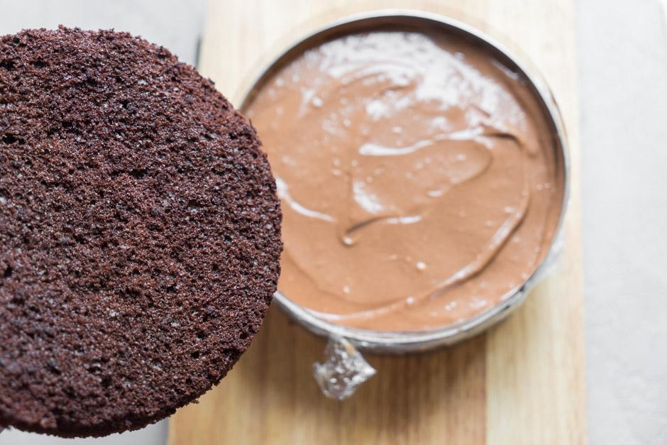 38 Tort trio de ciocolata dupa reteta unui chef francez