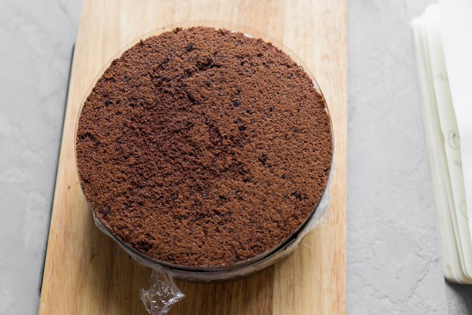 39 Tort trio de ciocolata dupa reteta unui chef francez