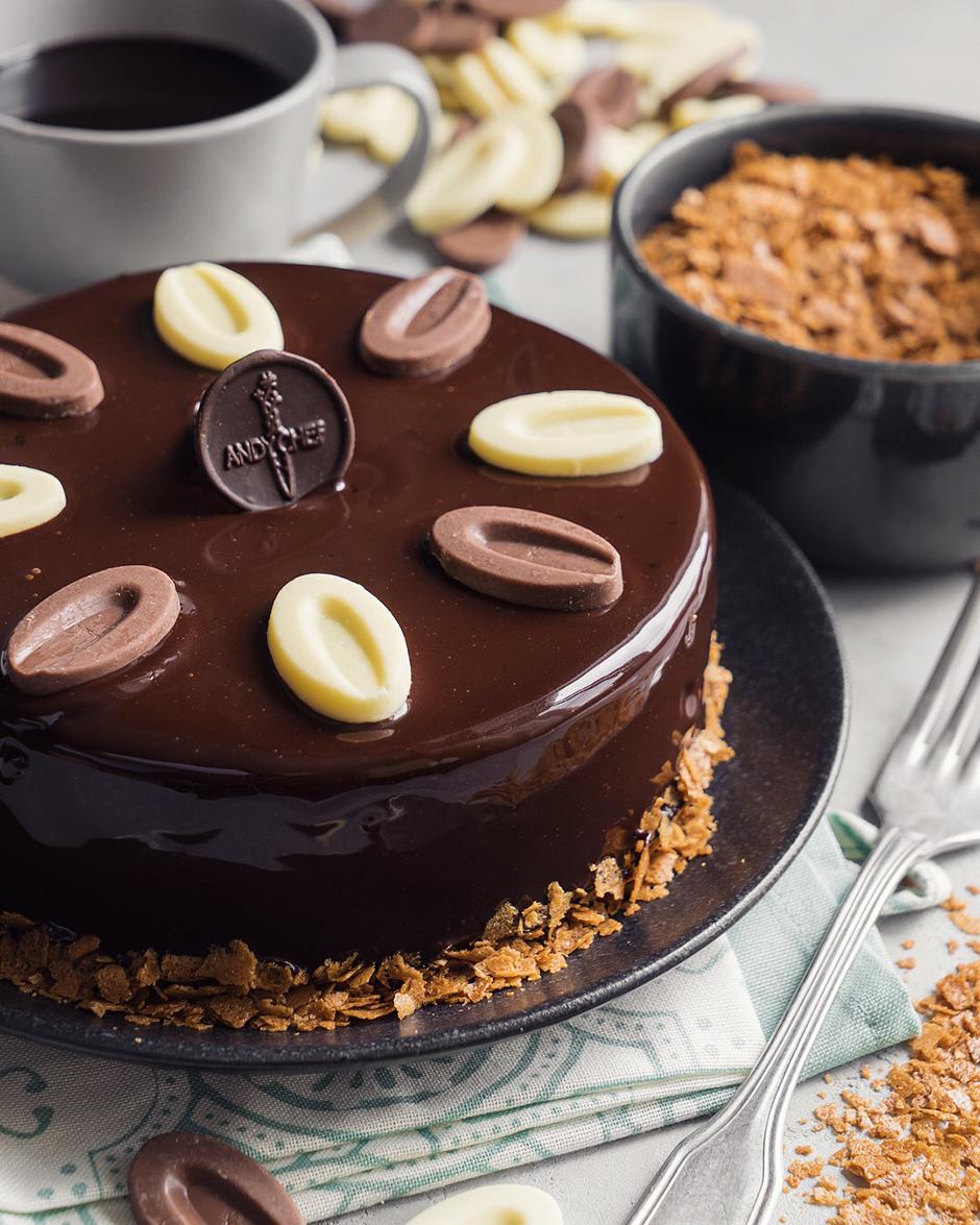 51 Tort trio de ciocolata dupa reteta unui chef francez