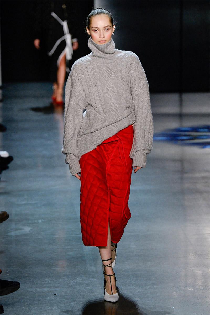 Stofe matlasate la moda iarna 2019
