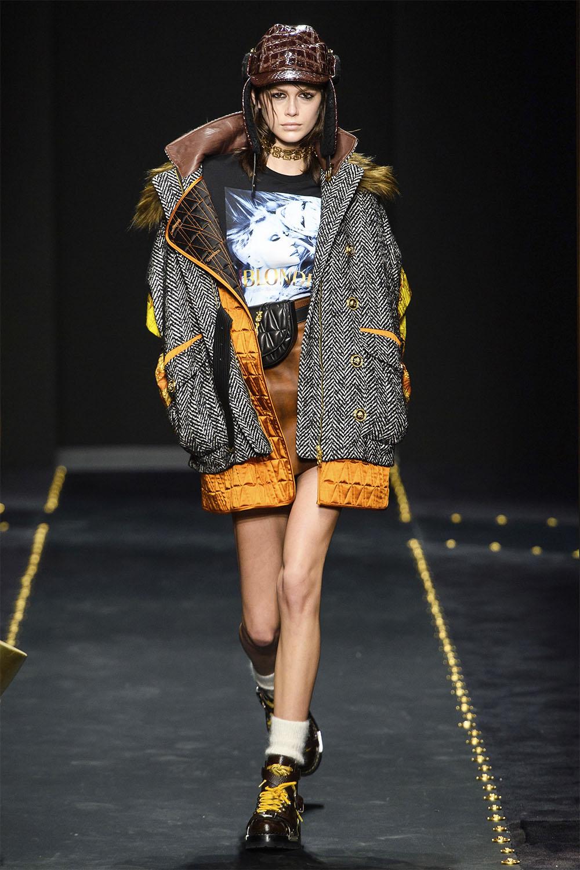 Geaca oversize la moda 2020