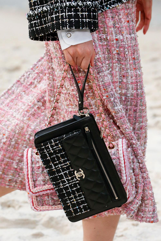 Geanta 2019 handheld Chanel