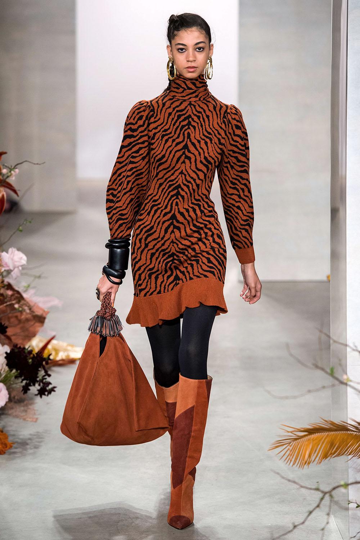 Tinute elegante la moda iarna 2020