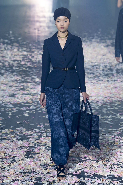 Jeans dama tie dye 2019 primavara vara
