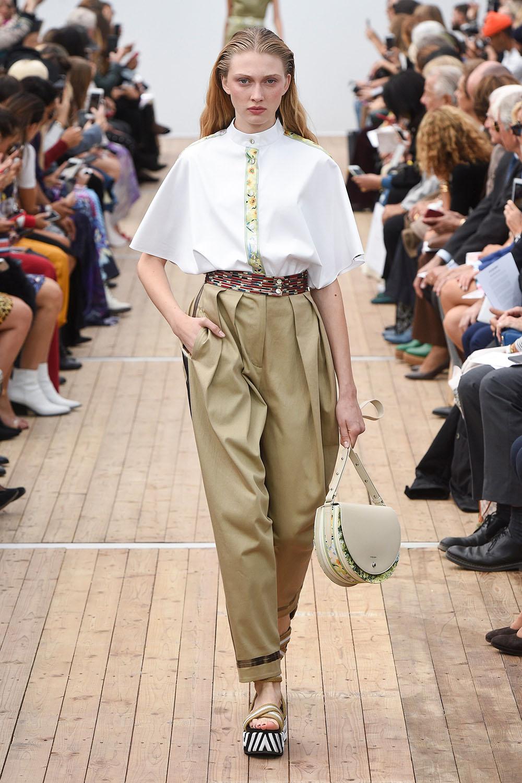 Modele pantaloni retro 2019