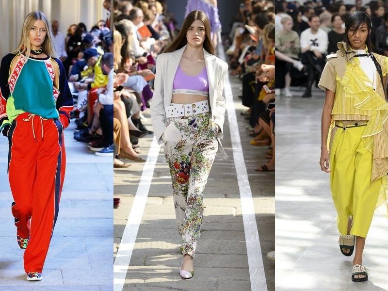 Pantaloni dama primavara-vara 2019
