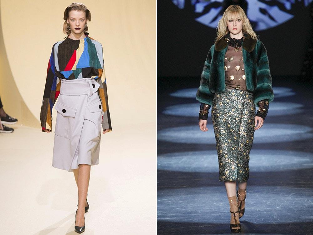 talia inalta la moda