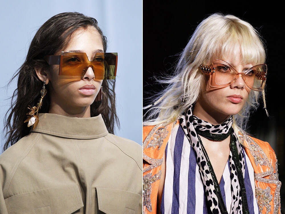 Ochelari de soare 2017 oversize