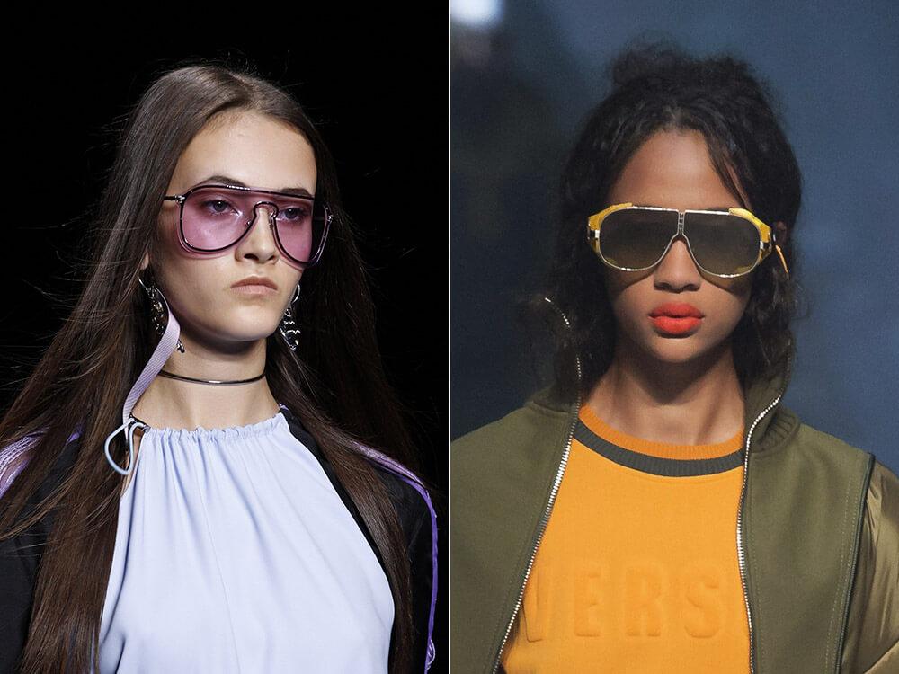 Ochelari de soare aviator 2017