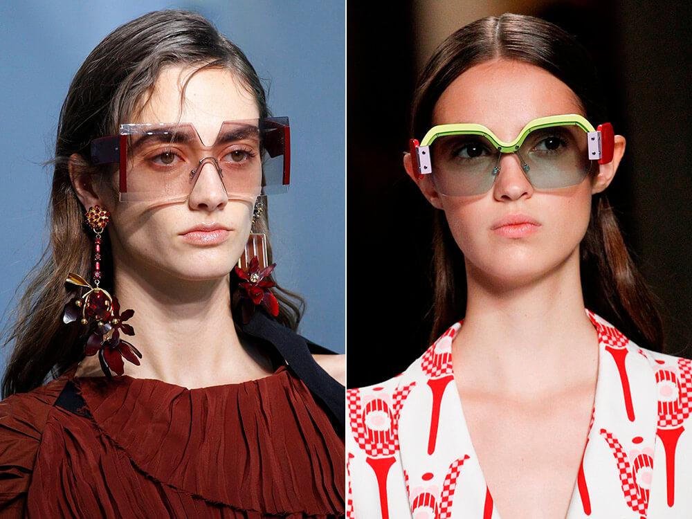 Tendinte 2017 ochelari de soare dama